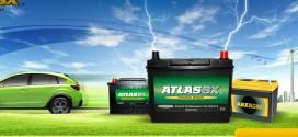 کمپانی باتری اطلس بی ایکس