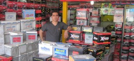 نمایندگی فروش باتری خودرو میانجاده کرج (شهاب جواد پور مقتدر )